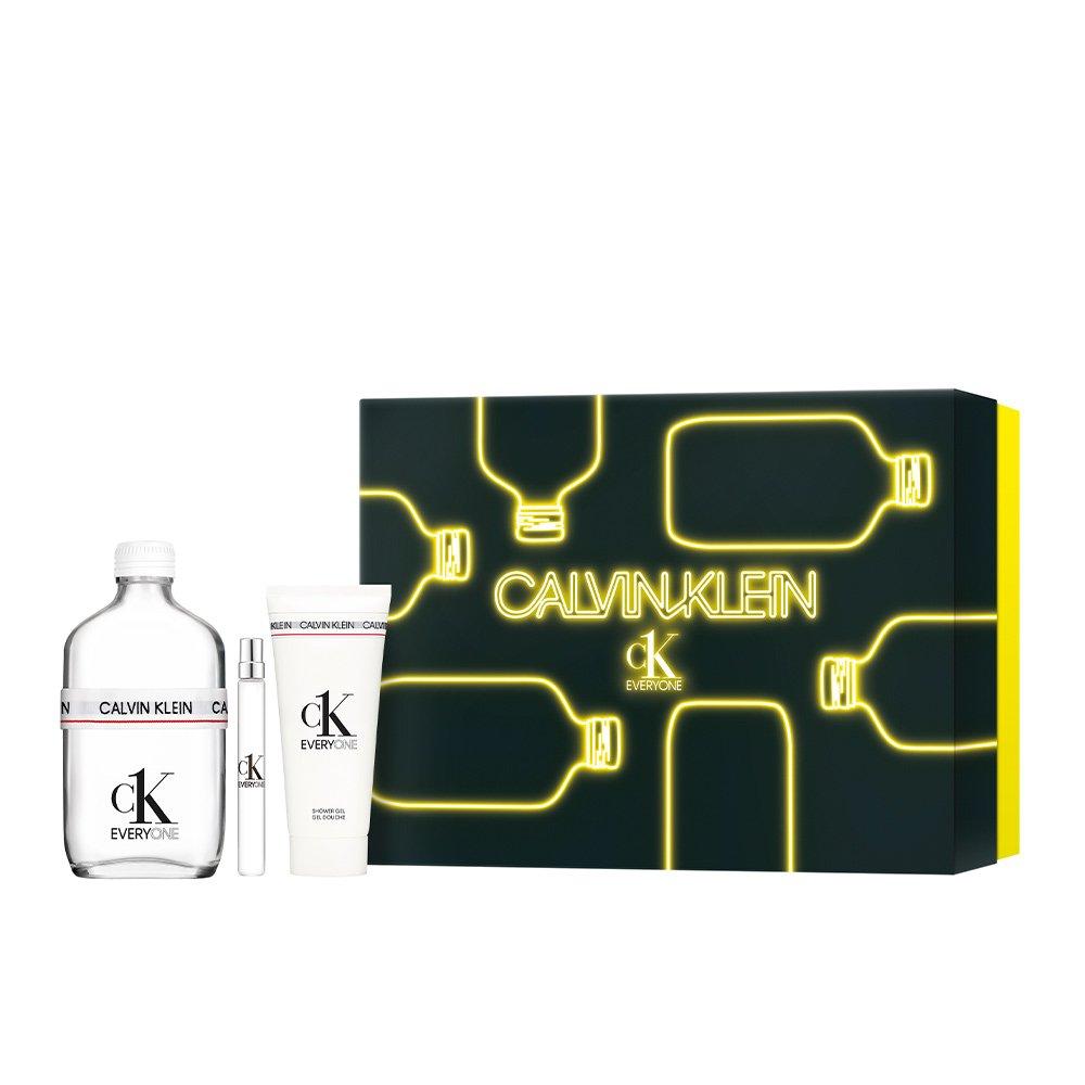 Calvin Klein - CK Everyone EDT 200 ml + Showergel 100 ml + EDT 10 ml - Giftset
