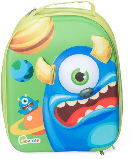 KID Zoo Monster Koffert, Grønn