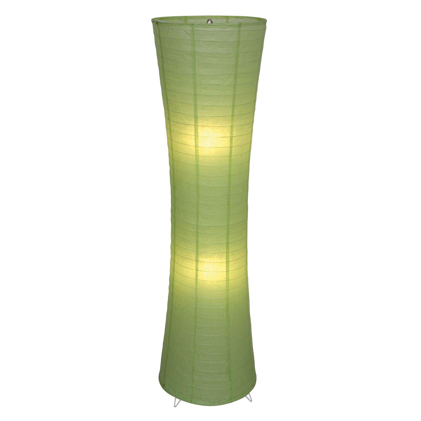 Ranpu gulvlampe grønn