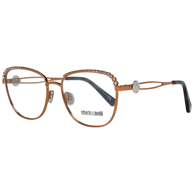 Roberto Cavalli Women's Optical Frames Eyewear Copper RC5102 52042