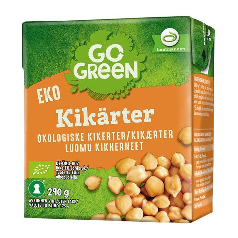 Luomu Kikherneet - 5% alennus