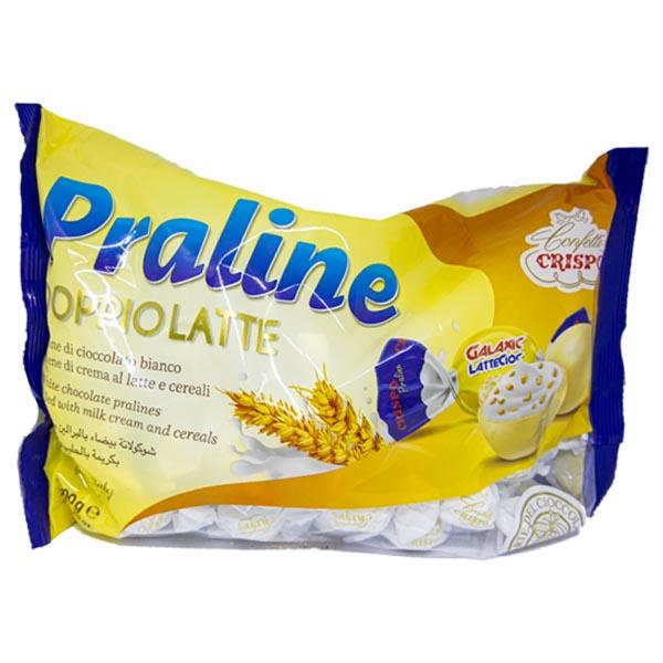 Crispo Praline White 1 kg