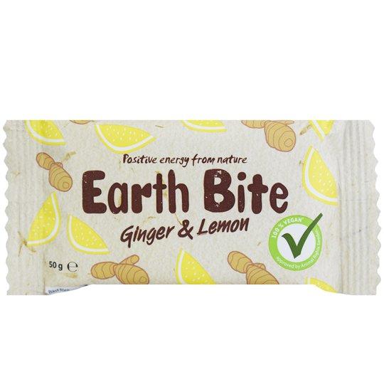 """Eko Bar """"Ginger & Lemon"""" 50g - 65% rabatt"""