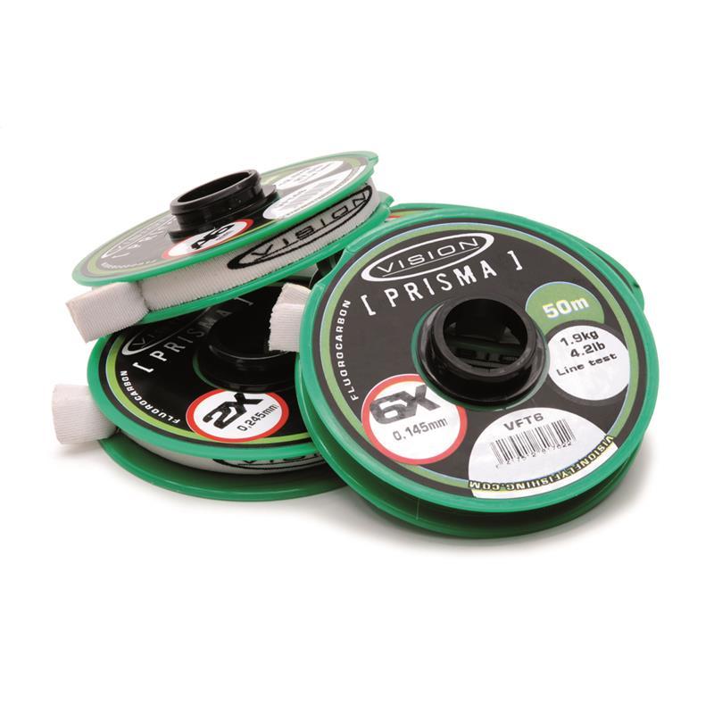 Vision Prisma FC Tippet 0,26mm 1X