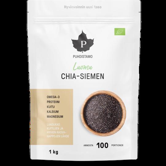 Chia Seeds, 1000g