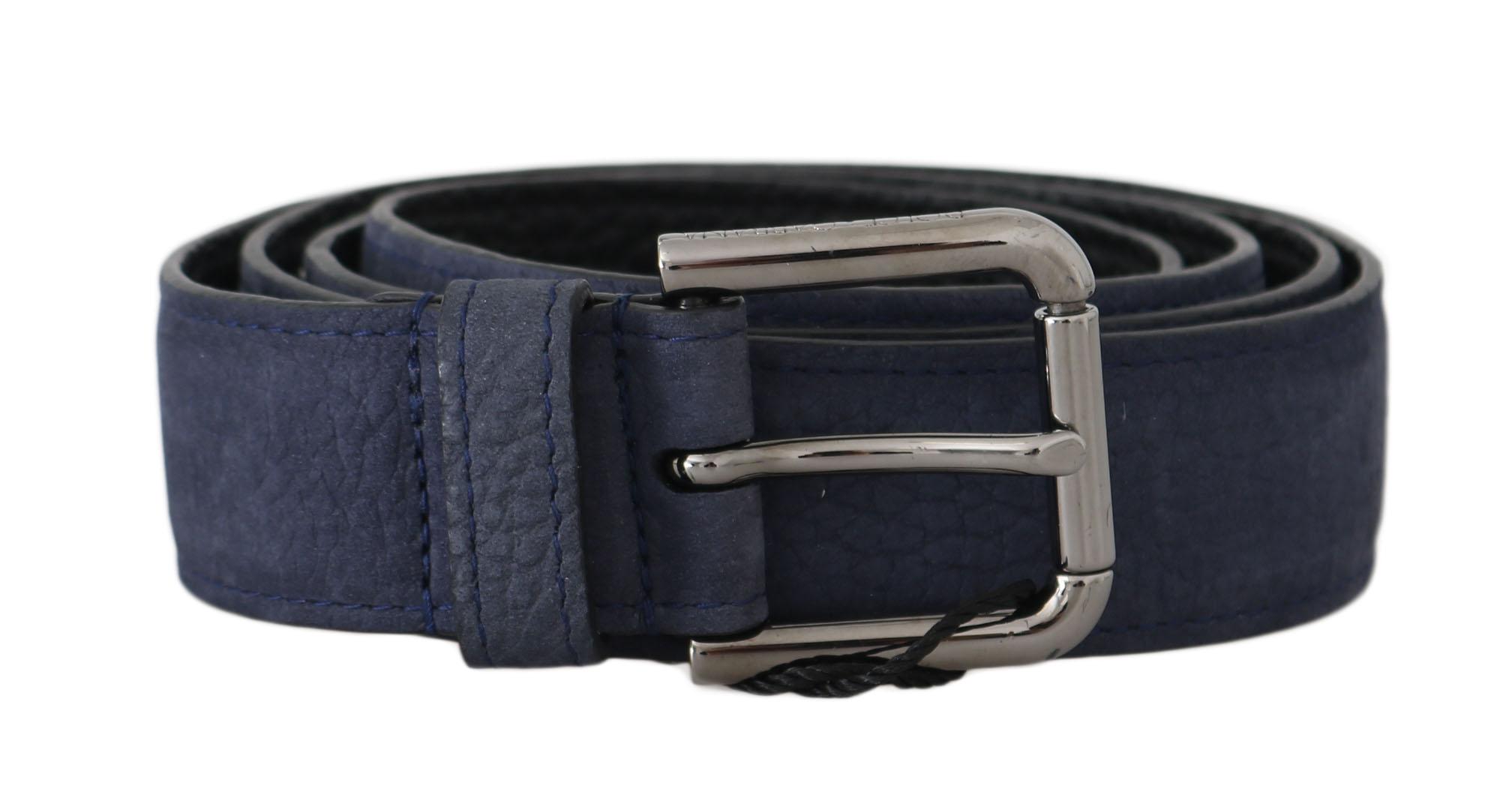 Dolce & Gabbana Men's Belt Blue BEL50300 - 90 cm / 36 Inches