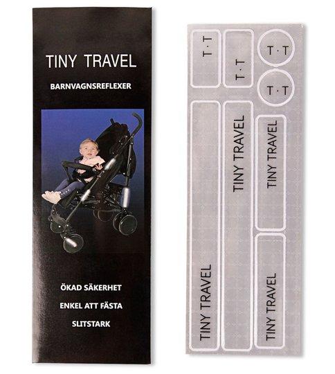 Tiny Travel Barnevognsreflekser Pakke