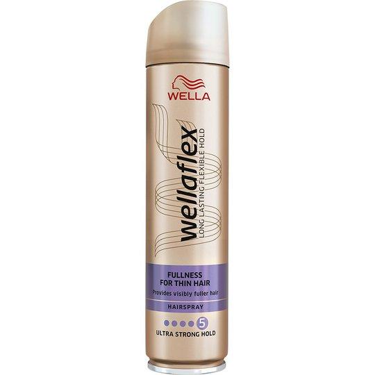 Wellaflex HS Fullnes Ultra Strong, 250 ml Wella Styling Muotoilutuotteet