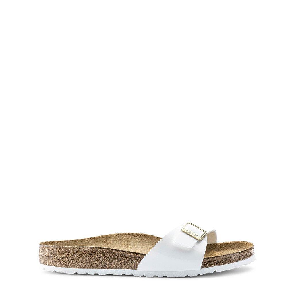 Birkenstock Women's Flip Flops White Madrid_1005309 - white EU 39