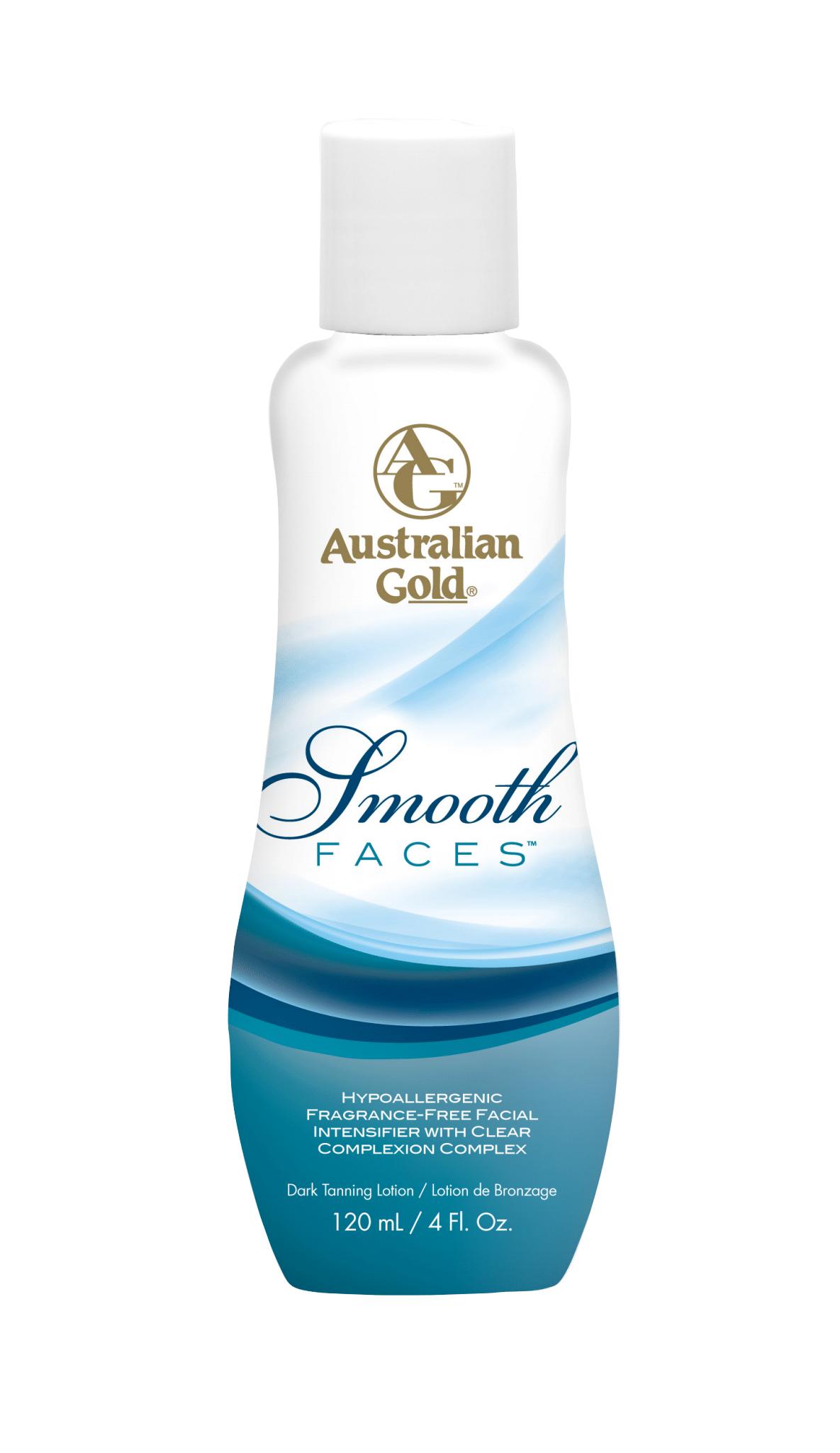 Australian Gold - Smooth Faces Dark Tanning Lotion 118 ml