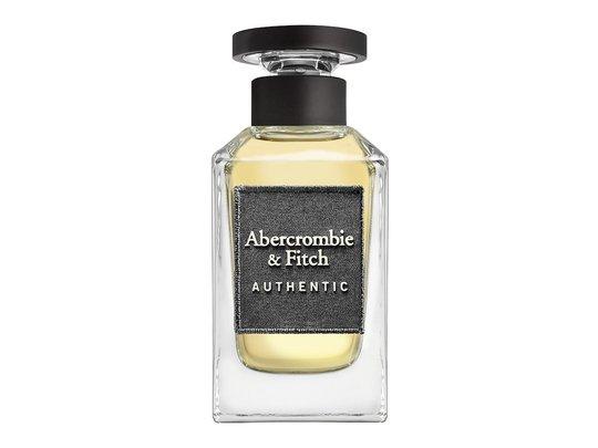 Authentic Men, 100 ml Abercrombie & Fitch Miesten hajuvedet