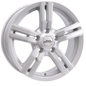 Inter Action Kargin Silver 6.5x16 5/112 ET45 B72.6