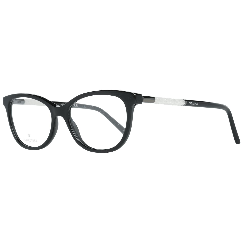 Swarovski Women's Optical Frames Eyewear Black SK5211 54001