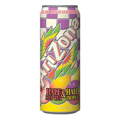 Arizona Half&Half Tropical - 695 ml