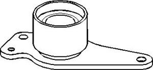Ohjainrulla, hammashihna, RENAULT, 7700 116 049, 7700 735 486, 7700 863 112, 8200 051 091