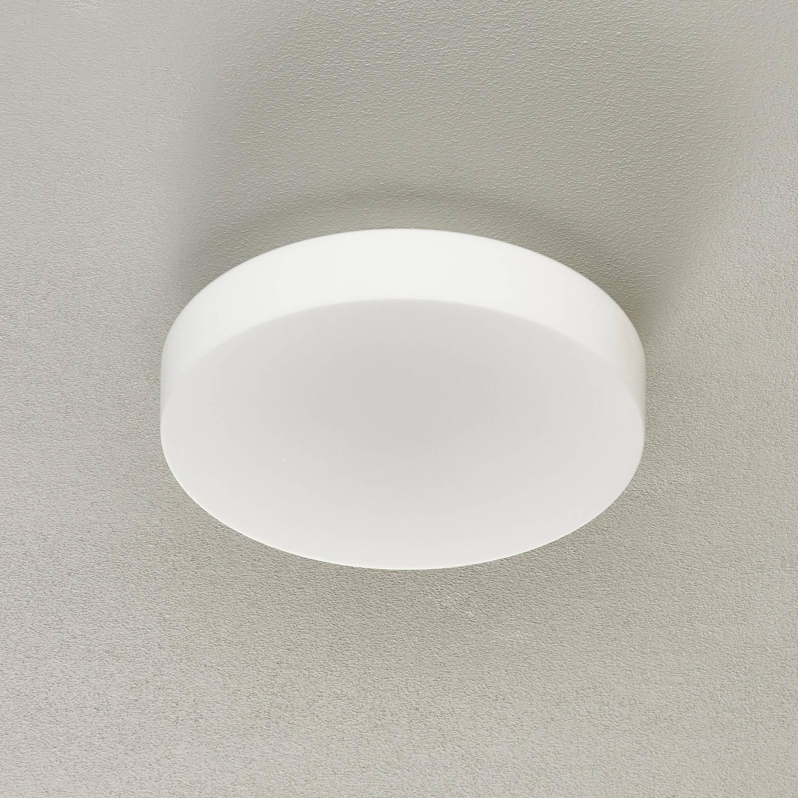 BEGA 89764 LED-kattolamppu E27 valkoinen Ø 34cm