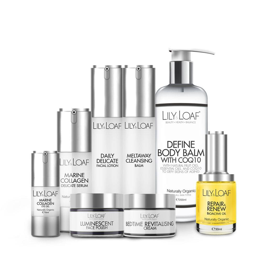 Full Skincare Collection (Organic)
