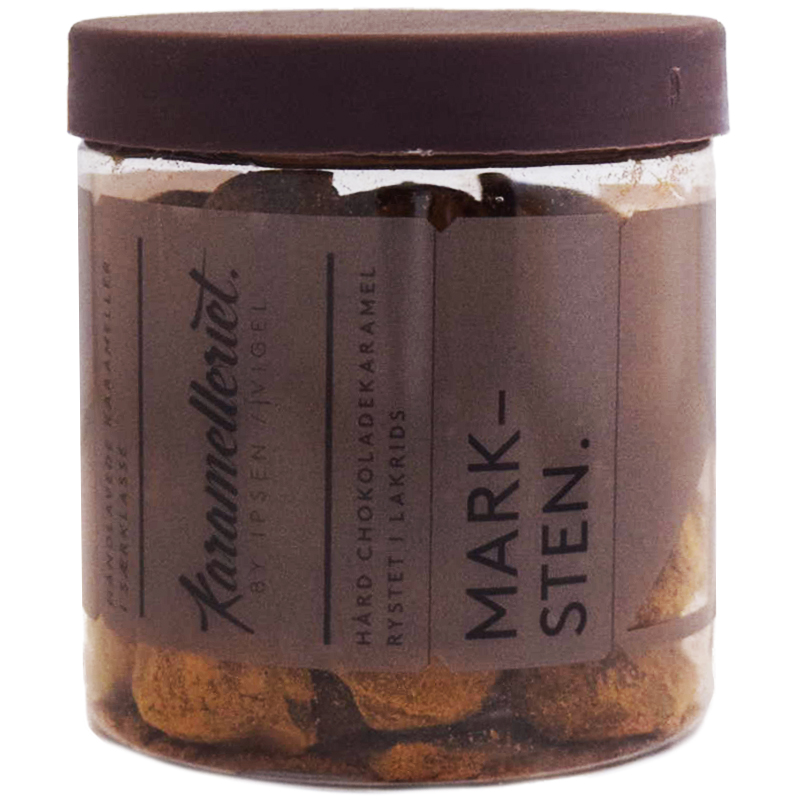 Chokladkarameller Lakrits 165g - 39% rabatt