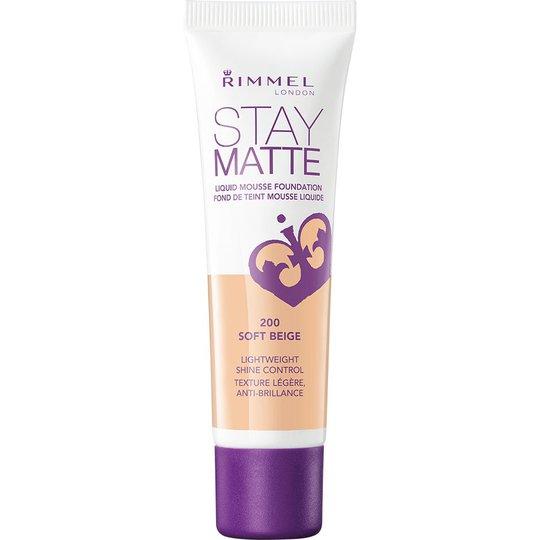 Stay Matte Liquid Mousse Foundation, 30 ml Rimmel London Meikkivoiteet