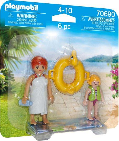 Playmobil 70690 Aqua Park Svømmer