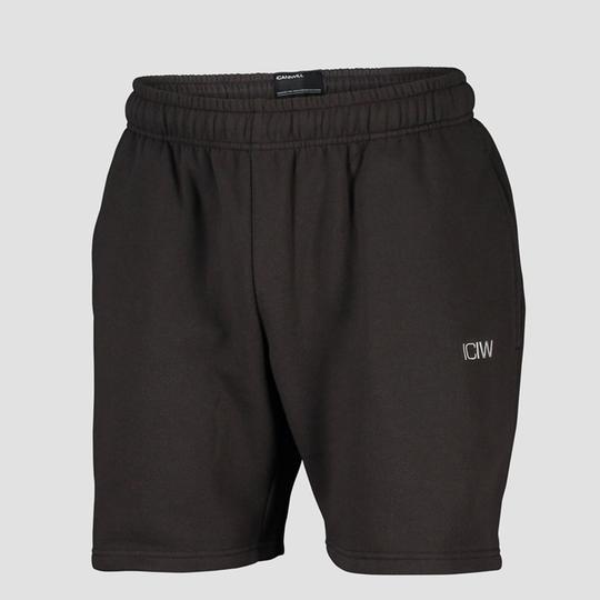 Essential Sweat Shorts, Dark Grey