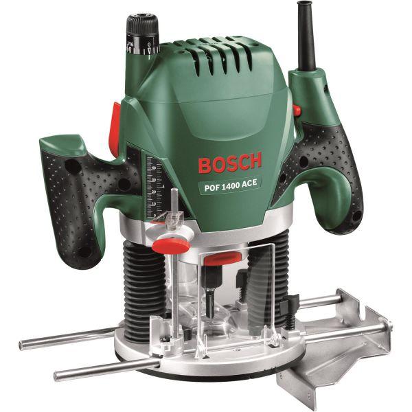 Bosch DIY POF 1400 ACE Käsiyläjyrsin 1400 W