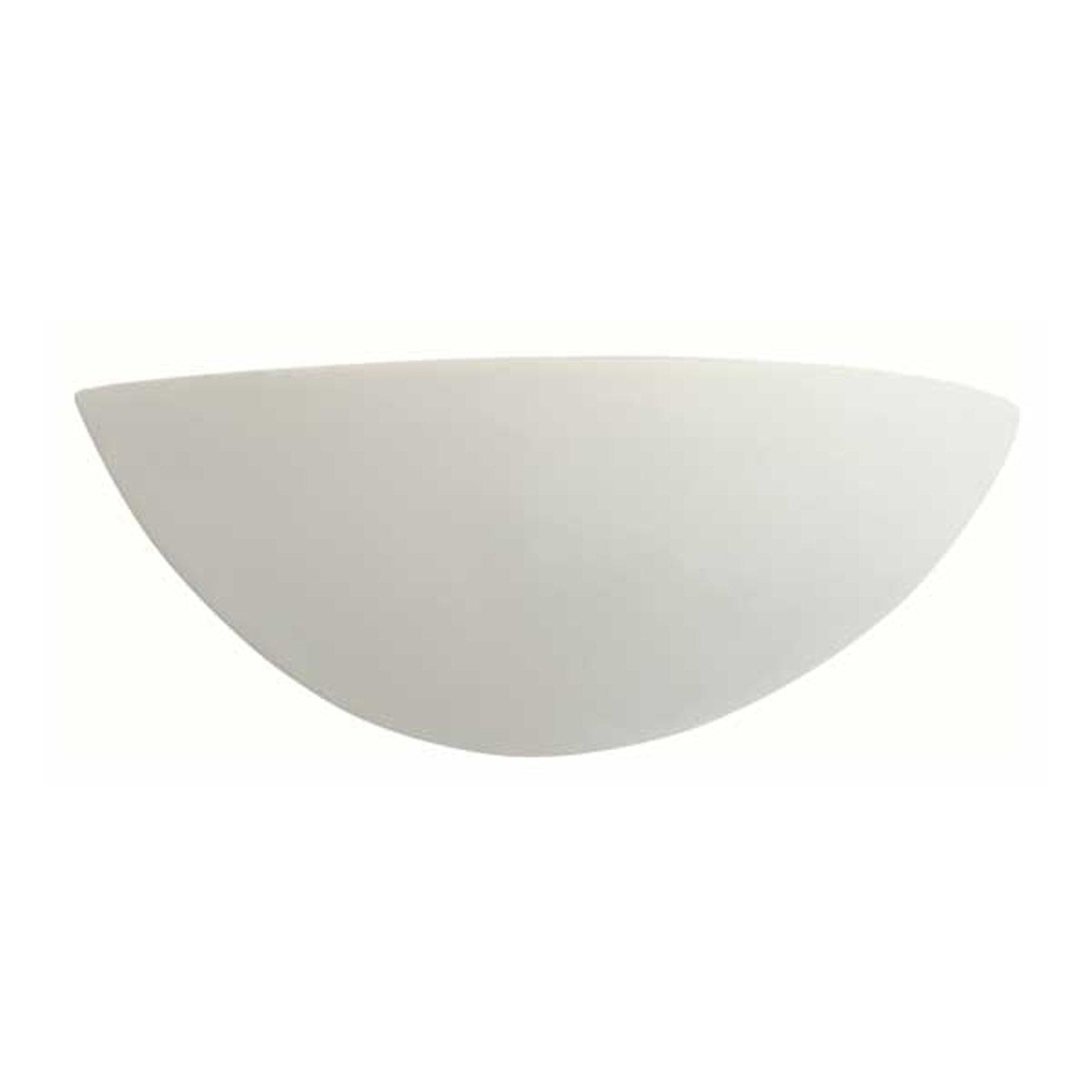 Vegglampe Isis i keramikk