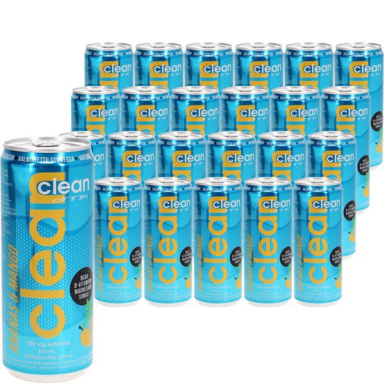 Funktionsdryck BCAA Ananas & Mango 24-pack - 50% rabatt