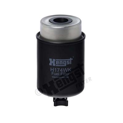Polttoainesuodatin HENGST FILTER H174WK
