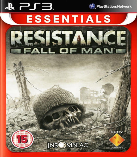 Resistance: Fall of Man (Essentials)