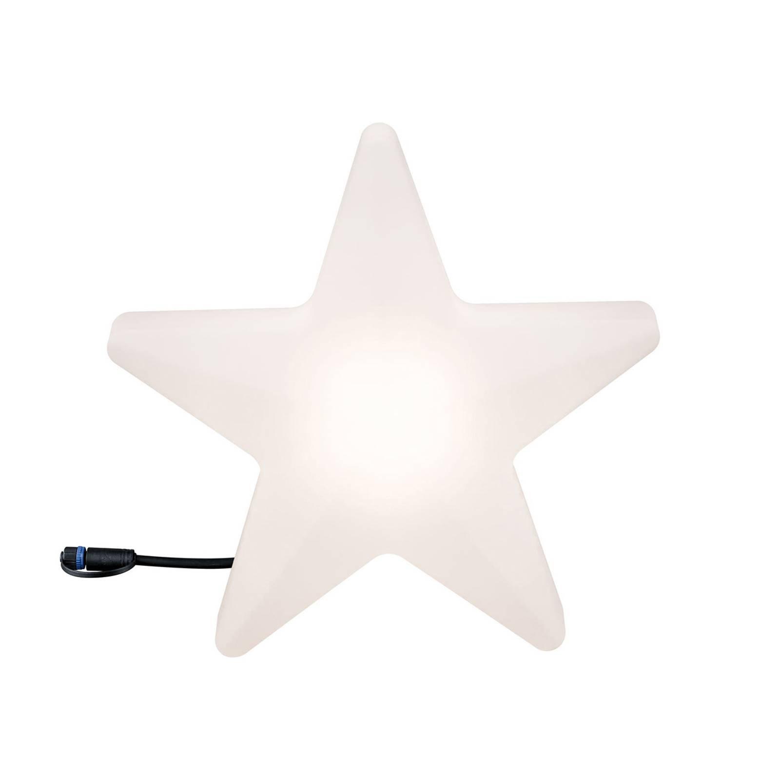 Paulmann Plug & Shine LED-taklampe Star Ø 40cm