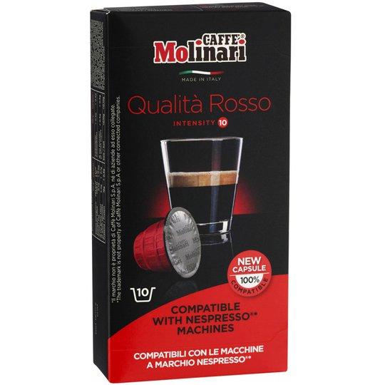 """Kaffekapslar """"Rosso"""" 10-pack - 37% rabatt"""