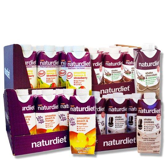 Naturdiet 48-pack - 42% rabatt