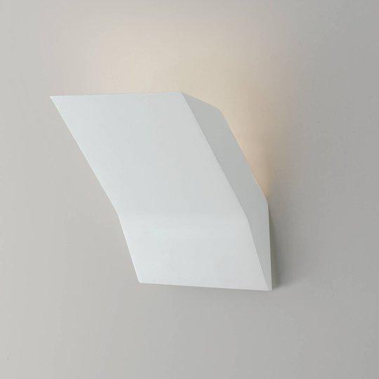 Vegglampe Montblanc malbar
