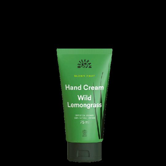 Blown Away Wild Lemongrass Handcream, 75 ml