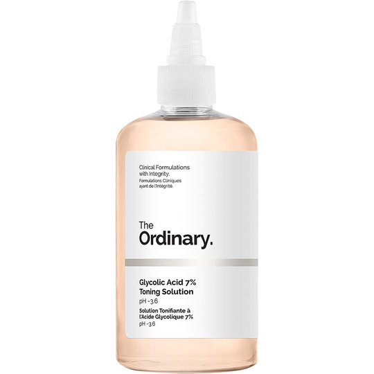 The Ordinary Glycolic Acid 7% Toning Solution, 240 ml The Ordinary Kuorinta