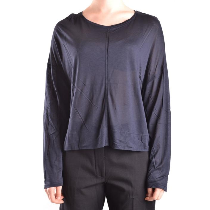 Dondup Women's T-Shirt Black 187010 - black XS