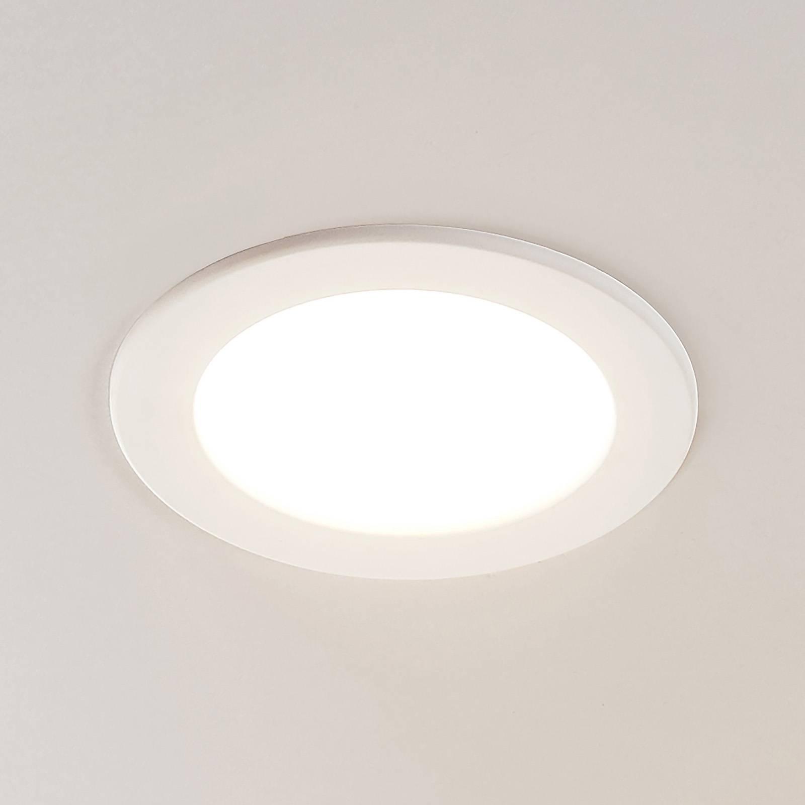 LED-kohdevalo Joki valkoinen 3000K pyöreä 17cm