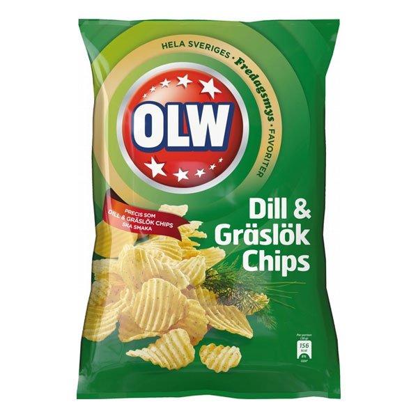 OLW Dill & Gräslök Mini - 1-pack