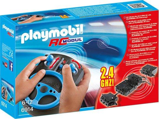 Playmobil 6914 fjernkontrollsett 2,4 GHz
