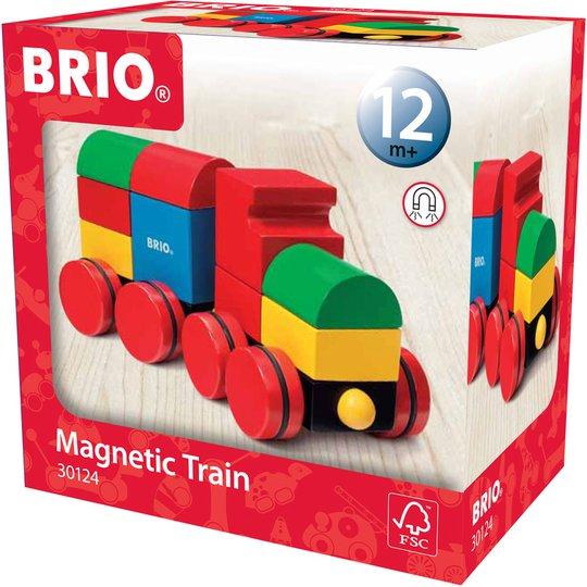 BRIO 30124 Magnetisk Tog