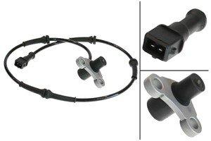 ABS-givare, Sensor, hjulvarvtal, Bakaxel höger, Bakaxel vänster, Bakaxel, båda sidor