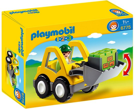 Playmobil 6775 123 Hjullaster