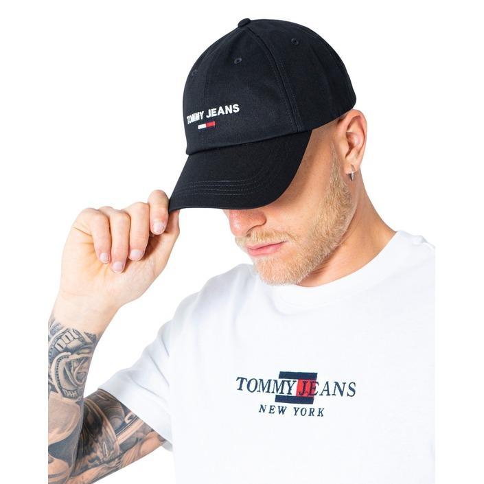Tommy Hilfiger Jeans Men's Cap Various Colours 305053 - black UNICA