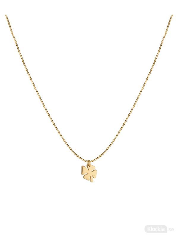 Syster P Halsband Bring Me Luck - Guld NG1162