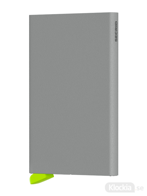 Plånbok SECRID Cardprotector Powder Concrete