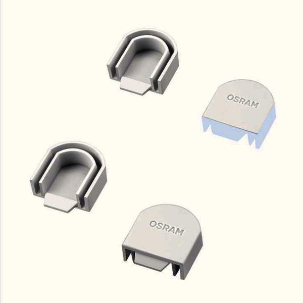 LEDVANCE 4052899387591 Päätytulppa LED Flex -valolistaan