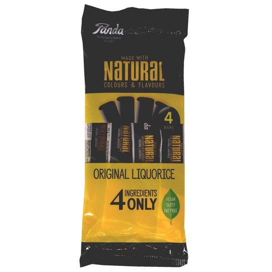 Lakritsipatukat Original 4kpl - 20% alennus