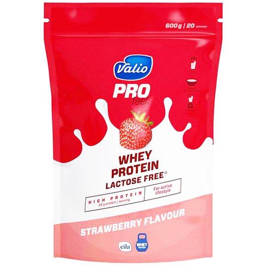 """Proteinpulver """"Pro Strawberry"""" 600g - 34% rabatt"""