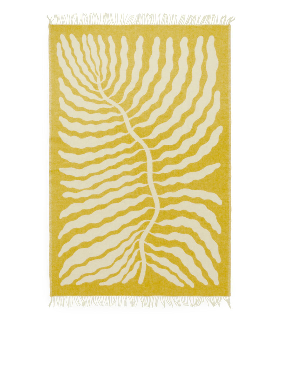 Linnea Andersson Blanket - Yellow